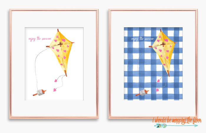 Kite Printables