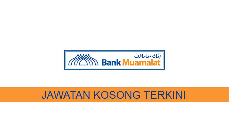 Kekosongan terkini di Bank Muamalat Malaysia Bhd