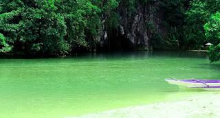 Sungai Terpendek Di Dunia - Sungai Tamborasi