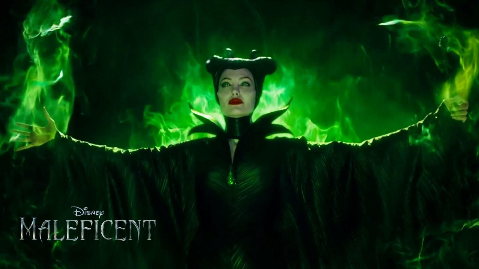 kreativstil: Maleficent (2014)