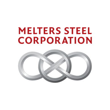 Melters Steel Corporation Logo