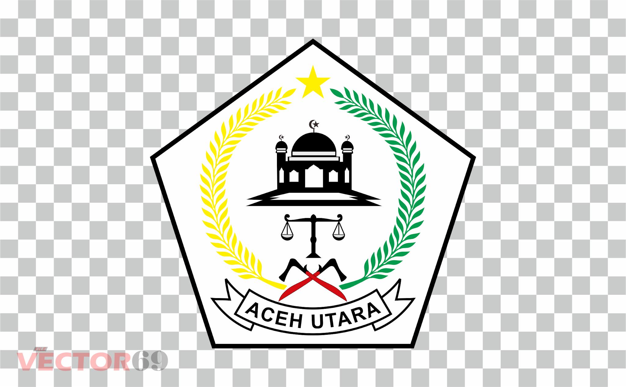 Kabupaten Aceh Utara Logo - Download Vector File PNG (Portable Network Graphics)