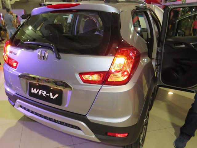 Honda WR-V 2018