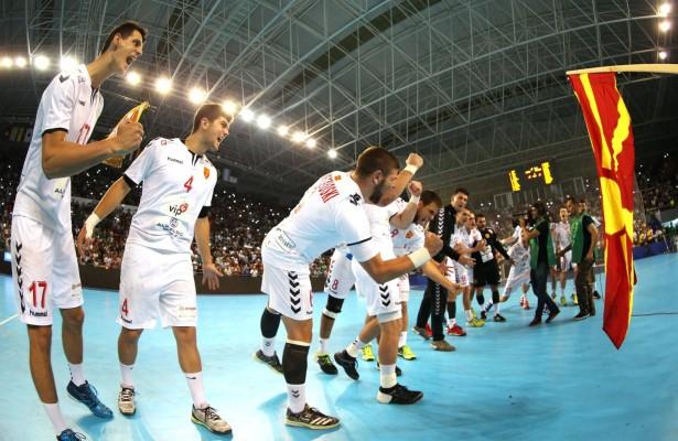 Handball U21 WM: Mazedonien im Viertelfinale nach Sieg über Algerien
