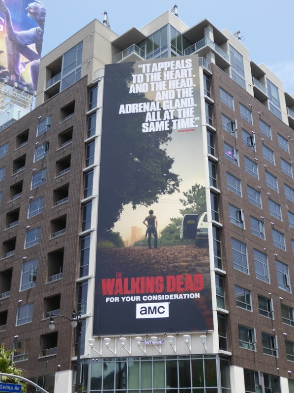 Walking Dead Emmy 2016 FYC billboard