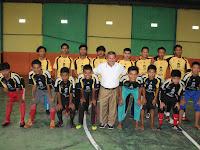 Buka Turnamen Futsal Antar Remaja Mesjid, Jumadi Sampaikan Pesan Ini