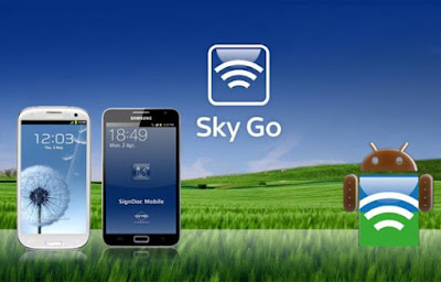 Sky Go per smartphone e tablet Android su Play Store