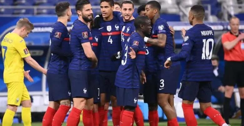 موعد مواجهة منتخب فرنسا وكازخستان ضمن مواجهات التأهل لكأس العالم قطر 2022