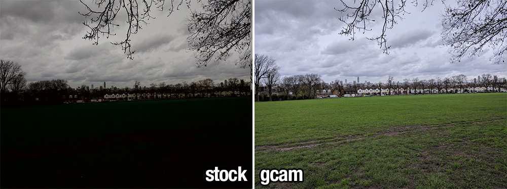 Hasil kamera Gcam Pixel 3
