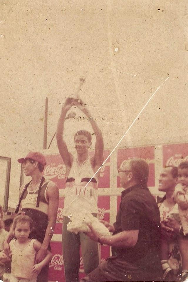 Corrida anos 80, 90 e 2012 Jacarezinho.