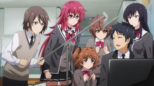 best anime like bakuman ever