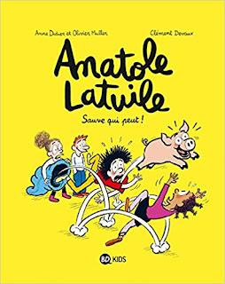 Anatole Latuile 10 - Sauve Qui Peut PDF