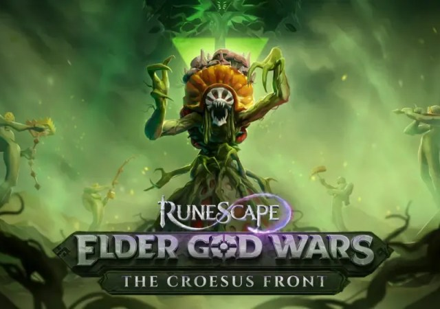 RuneScape's Elder God Wars introduces first ever skilling boss in The Croesus Front - live today