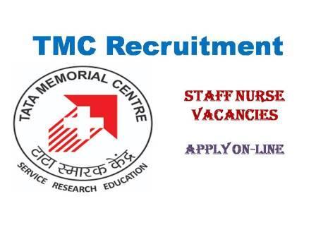 Staff Nurse Jobs,Staffnurse, Nurse, nursing, Jobs, vacancy, Recruitment, TMC, Numbai,