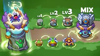 King of Defense Premium mod apk