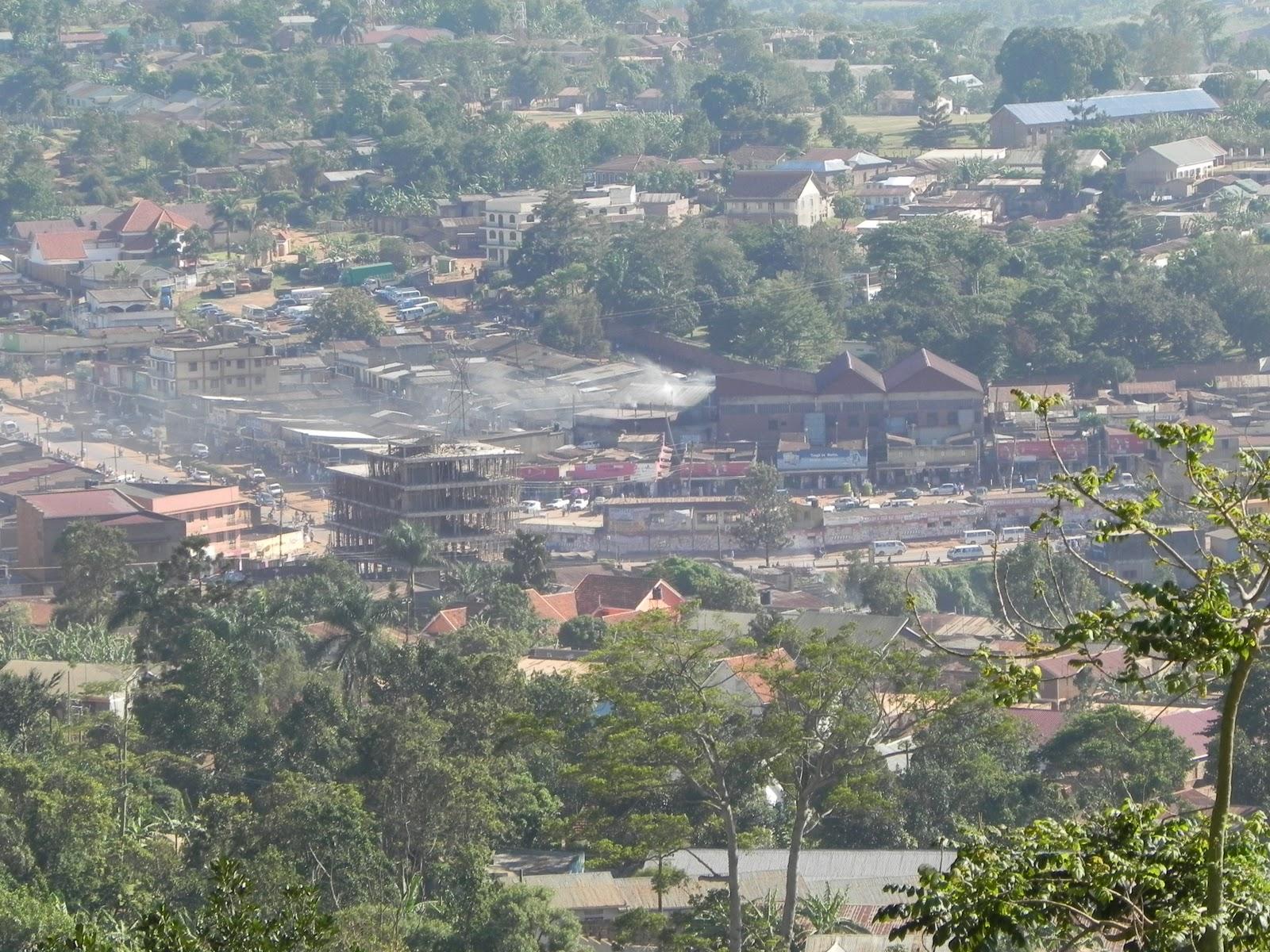 #Mukono, Cidade de Uganda