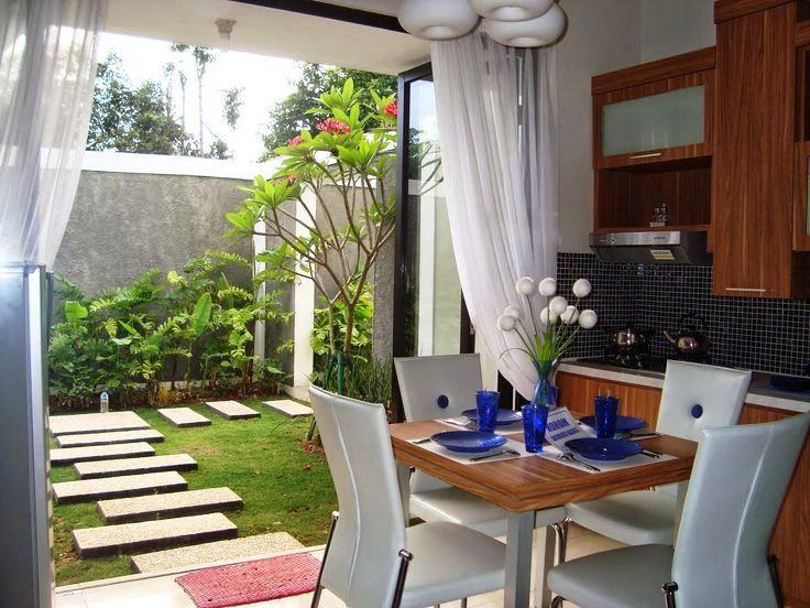 Desain Taman Minimalis Belakang Rumah Sederhana
