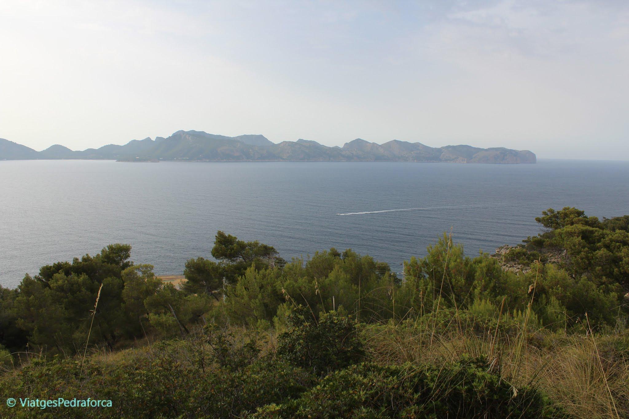 Formentor, Patrimoni de la Humanitat, Mallorca, Illes Balears, Països Catalans