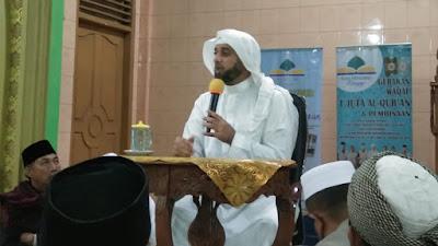 Tabligh Akbar Bersama Syekh Muhammad Ali Jaber
