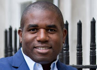MP and author David Lammy