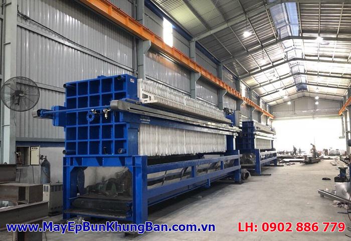 Giá trị mang lại cho bạn là điều thiết thực nhất khi mua máy ép bùn khung bản Việt Nam Vĩnh Phát