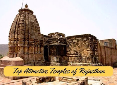 Top Attractive Temples of Rajasthan