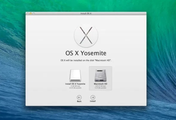 Clean Install macOS X Yosemite 10.10 using USB on Your Mac