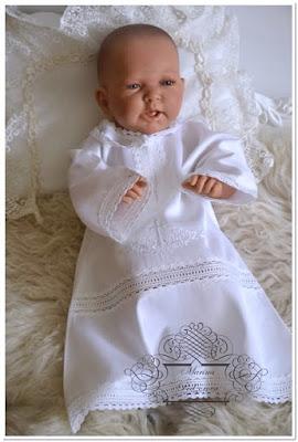 крестильный комплект, одежда для крещения, рубашка для крещения, комплект для крещения