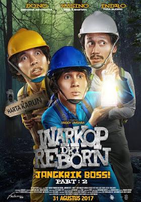 Sinopsis film Warkop DKI Reborn: Jangkrik Boss Part 2 (2017)