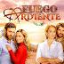 NOVELA: Fuego Ardiente - México (2021)