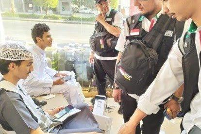 Ada Bagi-bagi Kartu Selular Arab Saudi Gratis