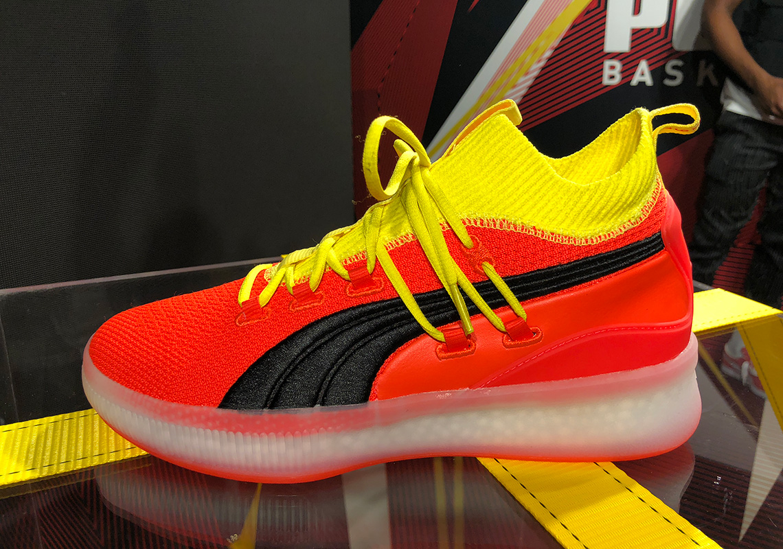 purchase cheap 23d51 55111 Puma Hoops Launch Event | Analykix