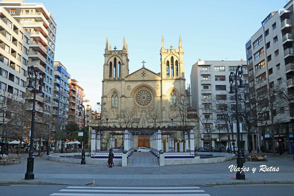 Iglesia de san Lorenzo de Gijón