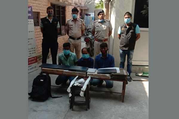 faridabad-crime-news-3-accused-arrested-with-illegal-weapons-cia-uncha-gaon
