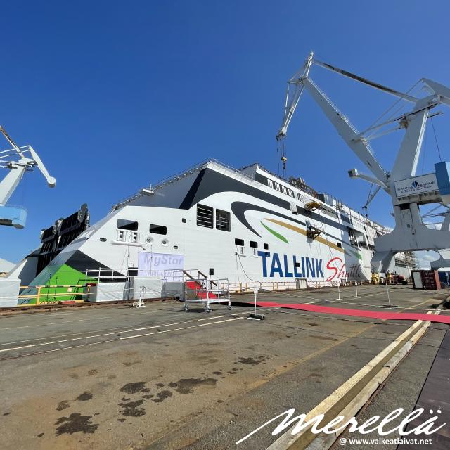 Tallink MyStar - Rauma Marine Constructions