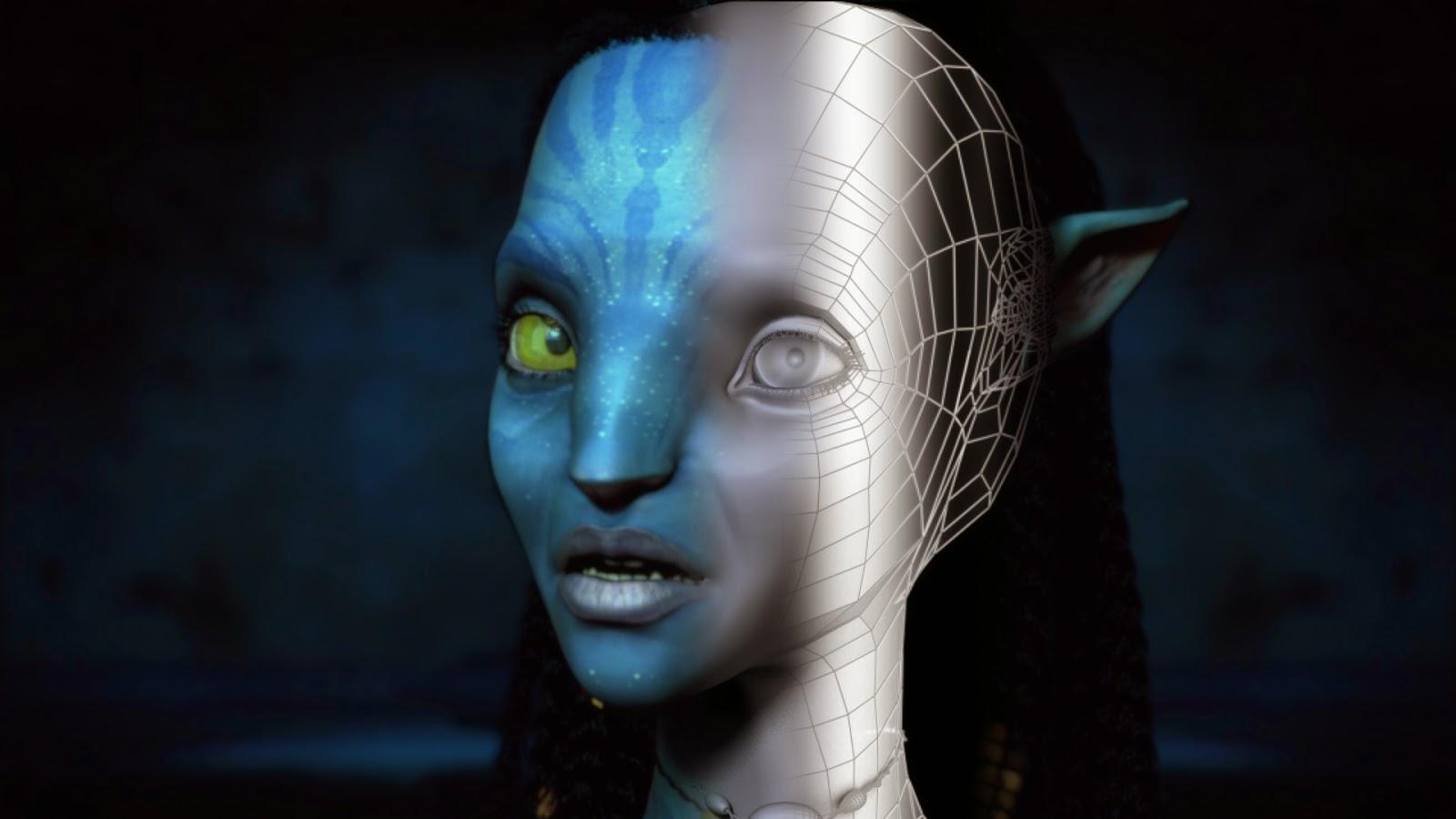 Hodu Visual Arts Center Avatar Interview With Neytiri