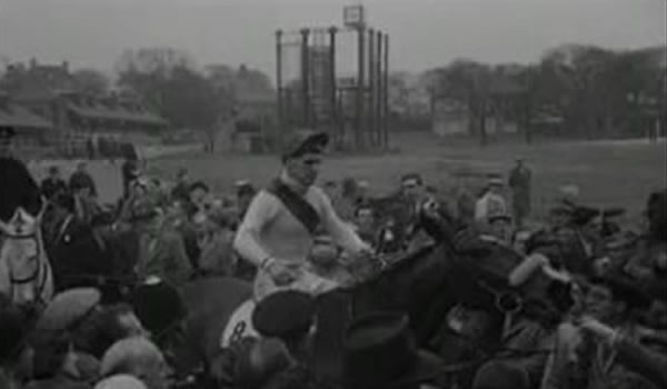 Merryman II Wows Aintree with a Resounding 1960 Grand National Win