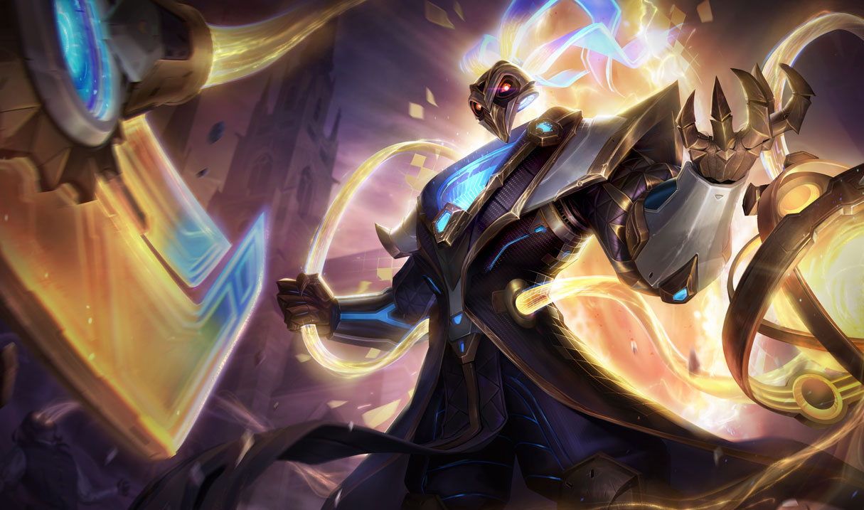 Surrender At 20 Pulsefire Thresh Prestige Edition Now Available Claiming pulsefire thresh is as easy as logging onto the league of legends client, heading to the store and throwing down the requisite rp. pulsefire thresh prestige edition