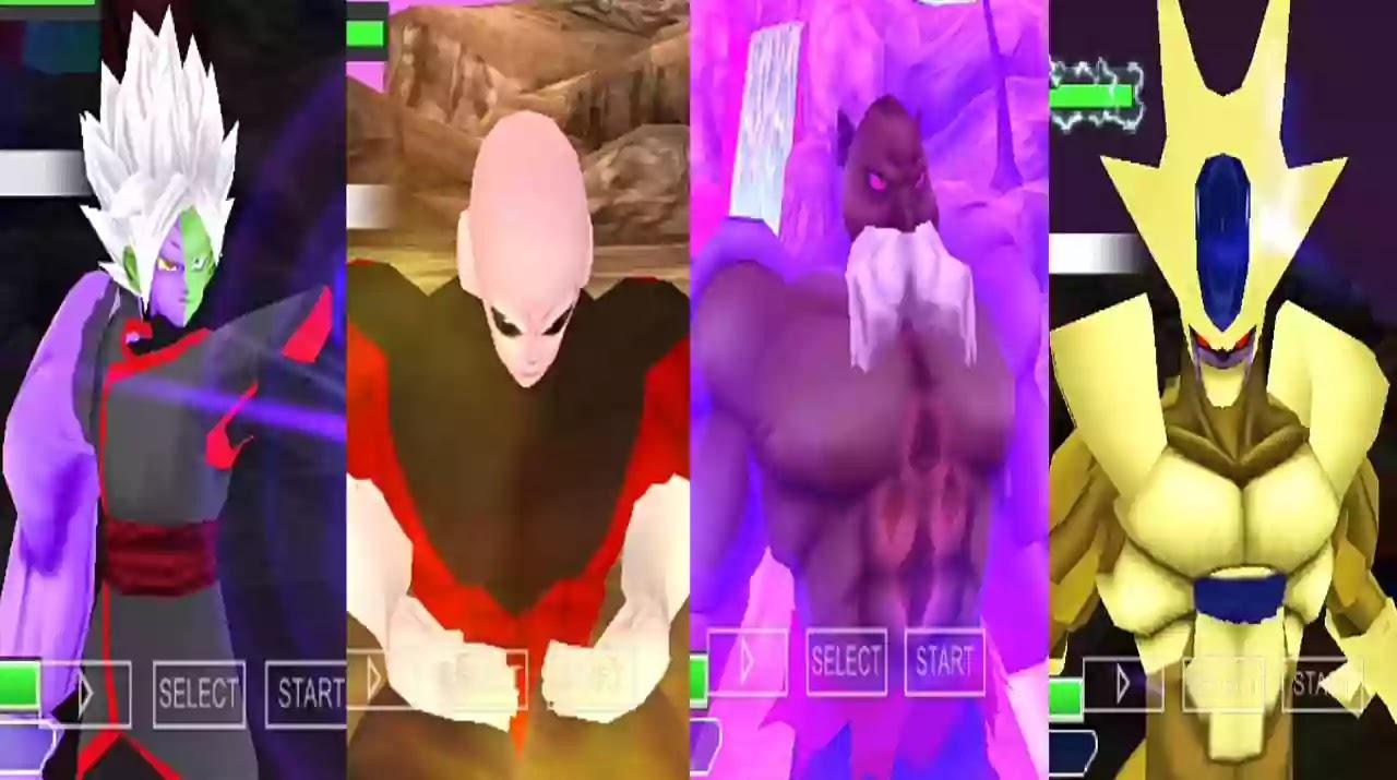 Zamasu Fusion God