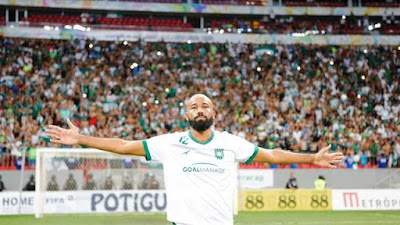 Nunes, ex-Brasiliense, foi um dos artilheiros do Gama no Candangão (Foto: Anderson Papel/Artimidia Press)