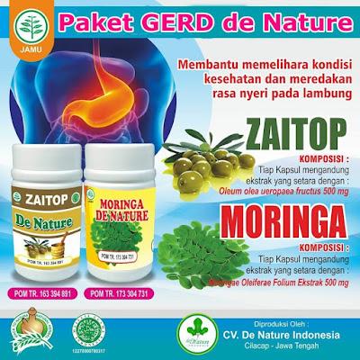 Cara mengobati penyakit asam lambung dengan obat herbal alami