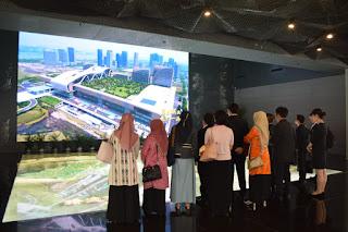 Gubernur : Qianjiang New City Jadi Rujukan Konsep Perencanaan Pembangunan Kota