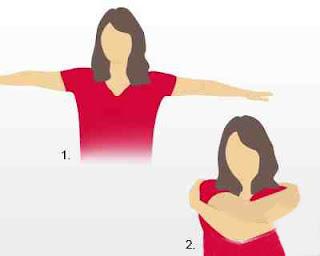 تمارين رياضية لشد الصدر و الحصول على صدر جذاب بدون ترهلات