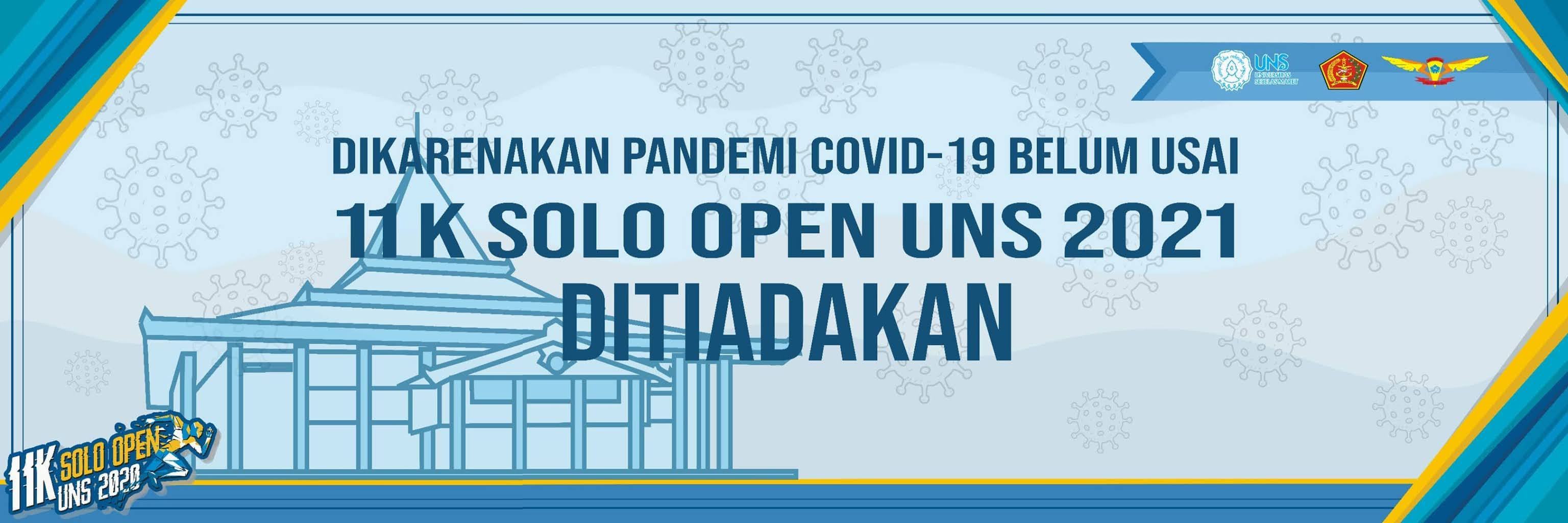 11K Solo Open UNS • 2021