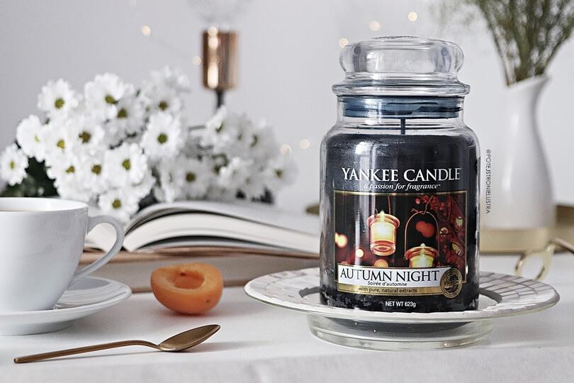 yankee candle autumn night