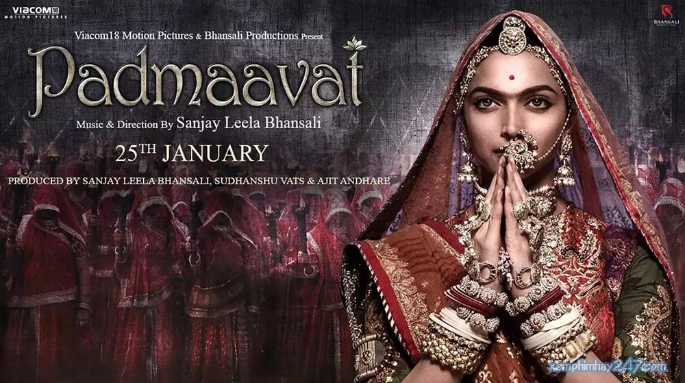 http://xemphimhay247.com - Xem phim hay 247 - Hoàng Hậu Padmaavat (2018) - Padmaavat (2018)
