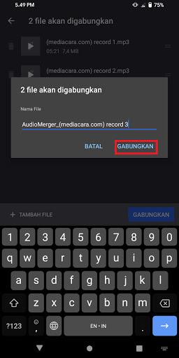 Merge Audio
