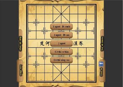Game cờ tướng trí tuệ hay