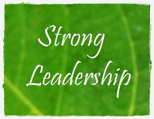 Strong, Leadership