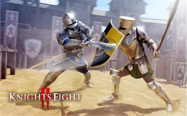Medieval Games Knight Fight